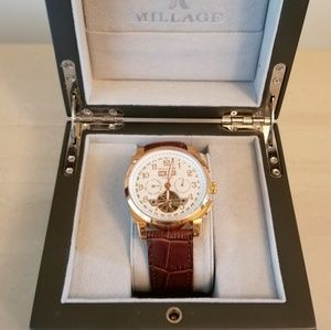 Men's Millage Tourbillon Automatic watch